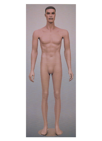 African American Mannequin 1360
