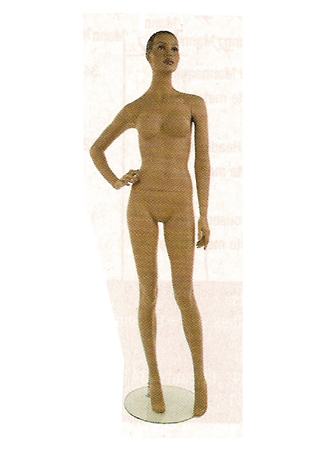 African American Mannequin 1362