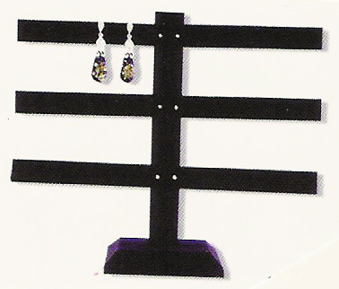 Jewelry Display Earring BLK-15