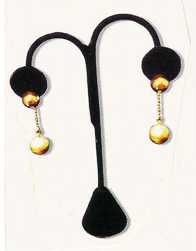 Jewelry Display Earring BLK-18